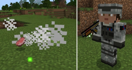 Мод Jimbo's Modern Weapons 1.0.7, 1.0.6, 1.0.0