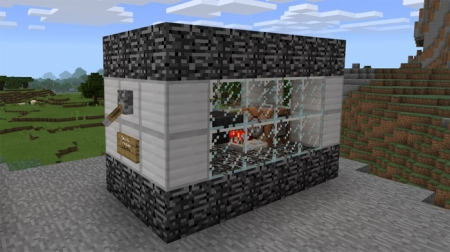 Карта Electric Furnace (Command Block) 1.0.8, 1.0.7, 1.0.6, 1.0.0