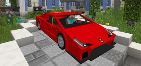 Аддон Ferrari 458 Italia 1.0.8, 1.0.7, 1.0.6, 1.0.0