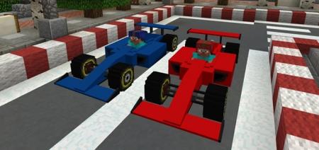Мод Sports Car: Formula One 1.0.8, 1.0.7, 1.0.6, 1.0.0