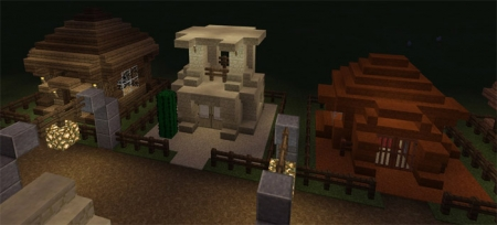 Карта Simple Small House Designs 1.0.9, 1.0.8, 1.0.0