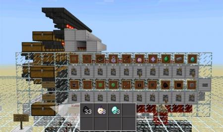 Карта 10 Advanced Redstone Creations 1.0.9