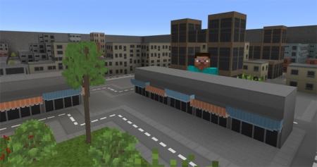 Карта Mini Town (Creation) 1.0.9, 1.0.8, 1.0.0