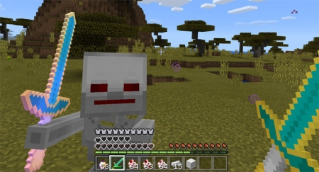 Мод Robot Skeleton 1.0.9, 1.0.8, 1.0.0