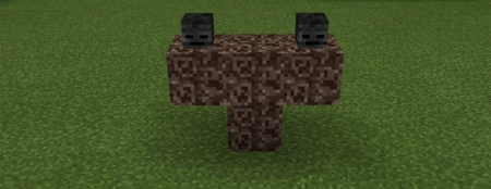 Мод Robot Wither 1.1.0, 1.0.9, 1.0.8, 1.0.7