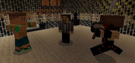 Аддон WWE Addon 1.1.0, 1.0.9, 1.0.8, 1.0.7