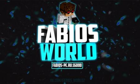 Сервер Fabios World 1.1.0, 1.1.0.9