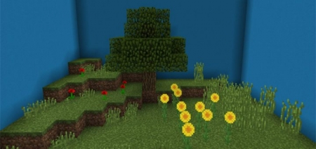 Карта Find The Button: Biome Edition 1.1.0, 1.0.9, 1.0.8, 1.0.7