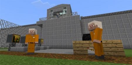 Карта Prison Life 1.1.0, 1.0.9, 1.0.8, 1.0.7