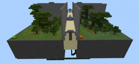 Карта The Walls 1.1.0, 1.0.9, 1.0.8, 1.0.7