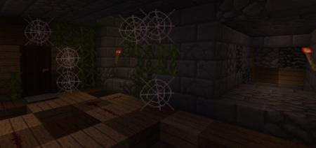 Карта The Abandon (Horror!) 1.1.0, 1.0.9, 1.0.8, 1.0.7