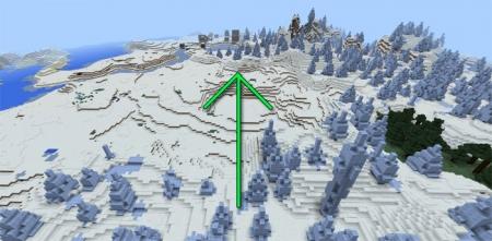 Сид Деревня и ледяной биом 1.1.0, 1.1.0.9