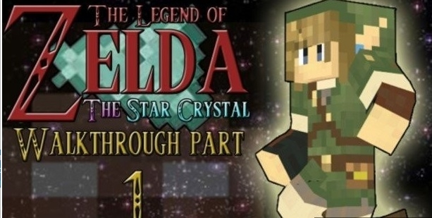 Карта The Legend Of Zelda: The Star Crystal 1.12