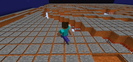 Карта TNT Run: Smooth Edition 1.1.0, 1.0.9, 1.0.8, 1.0.7