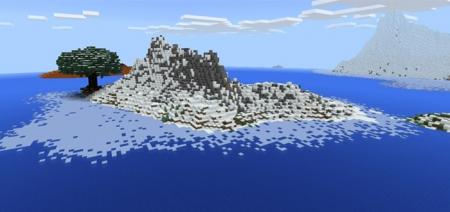 Карта Little Islands (Custom Terrain) 1.1.0, 1.0.9, 1.0.8, 1.0.7