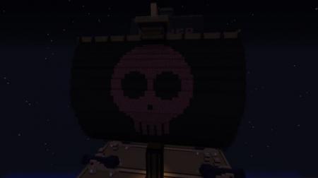 Карта The Ship Adventure для Майнкрафт 1.7, 1.7.2, 1.7.10