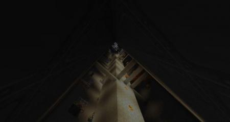 Паркур карта GameV для Майнкрафт 1.7, 1.7.10