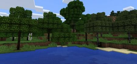 Аддон Smart Trees Addon 1.1.0, 1.0.9, 1.0.8, 1.0.7