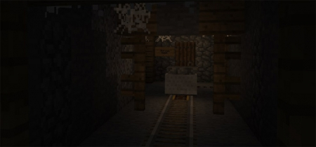 Карта The Haunted Tunnel 1.1.0, 1.0.9, 1.0.8, 1.0.7