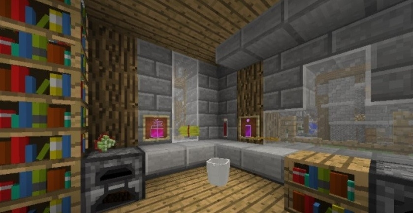 Текстур пак Vanilla Minecraft: Enhanced 1.12