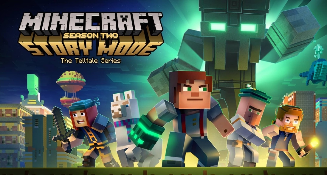 Minecraft: Story Mode Season 2 Episode 1