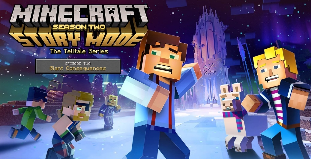 Minecraft: Story Mode Season 2 Episode 2