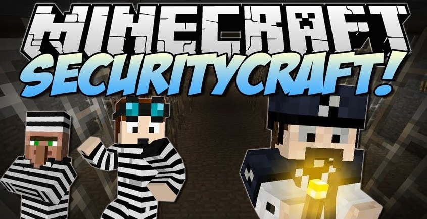 Мод SecurityCraft 1.12