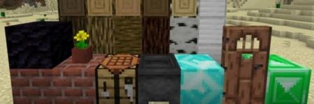 Текстур пак Minecraft 1.13 1.1.5, 1.2.0