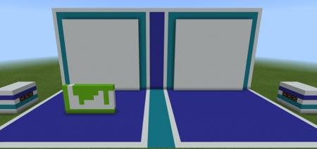 Карта Pixel Battle 1.1.5, 1.2.0