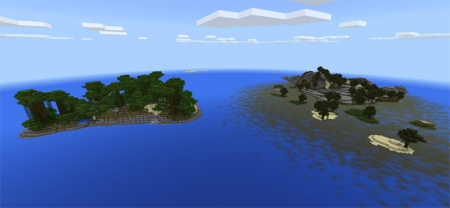 Карта The Islands of Khanta 1.1.5, 1.2.0