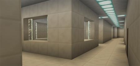 Карта Facility Flee 1.2.0