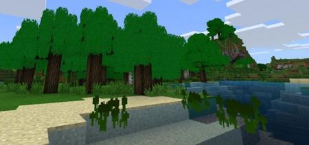 Текстурпак 3D Vegetation Pack 1.2.0