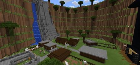 Карта Simple Adventure 1.1.5, 1.2.0