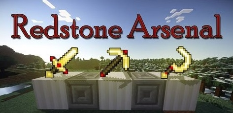 Мод Redstone Arsenal 1.12
