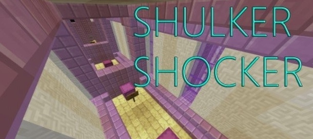 Карта Shulker Shocker 1.12