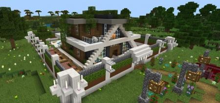 Карта RS Smart Modern House Super Ultra 1.2.0