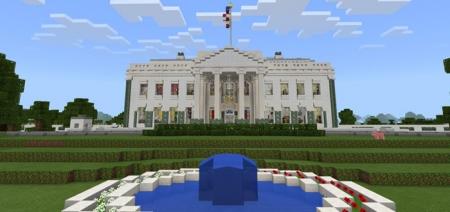 Карта The White House 1.1.5, 1.2.0