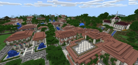 Карта The City of Romna 1.1.5, 1.2.0