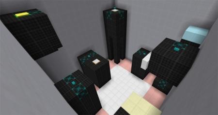 Карта MC Parkour SkyGames 1.2.0