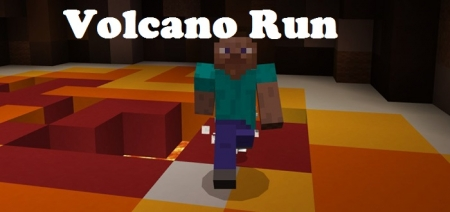 Карта Volcano Run 1.1.5, 1.2.0