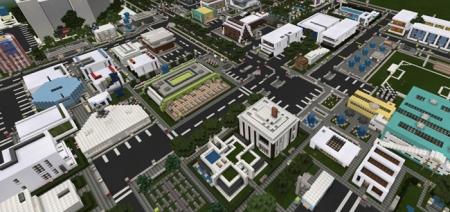 Карта UKS City [Творчество] 1.1.5, 1.2.0