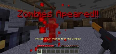 Карта Zombie Extreme [Мини-игра] 1.1.5, 1.2.0