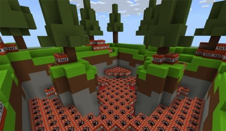 Карта SG Party Games (Мини-игры) [Мини-игра] 1.1.5, 1.2.0