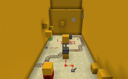 Карта Defeat The Concrete PE [Паркур] [CTM]  1.1.5, 1.2.0