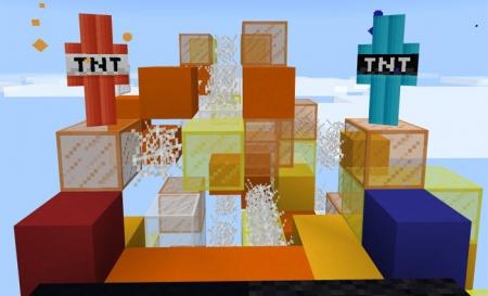 Карта TNT Maniac [Мини-игра] [PvP] 1.1.5, 1.2.0