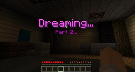 Карта SG Dreaming Part 2 (Horror) [Приключение] 1.1.5, 1.2.0