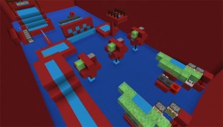 Карта The Games [Паркур] [Мини-игра] 1.1.5, 1.2.0