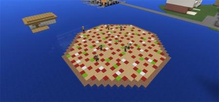 Карта Cobblestone Island [Приключение] 1.1.5, 1.2.0