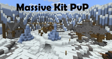 Карта Massive Kit PvP 1.2.0, 1.2.3
