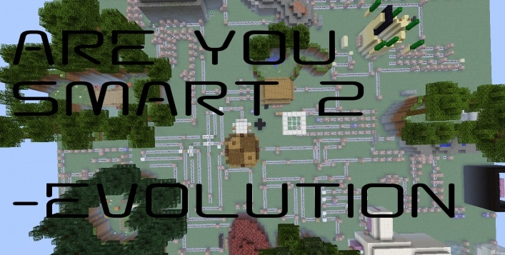 Карта Are you smart 2 EVOLUTION 1.12